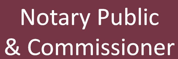 Notary Commissioner